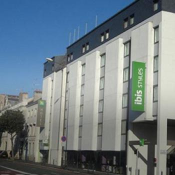 Hôtel Ibis Styles Angers Centre Gare