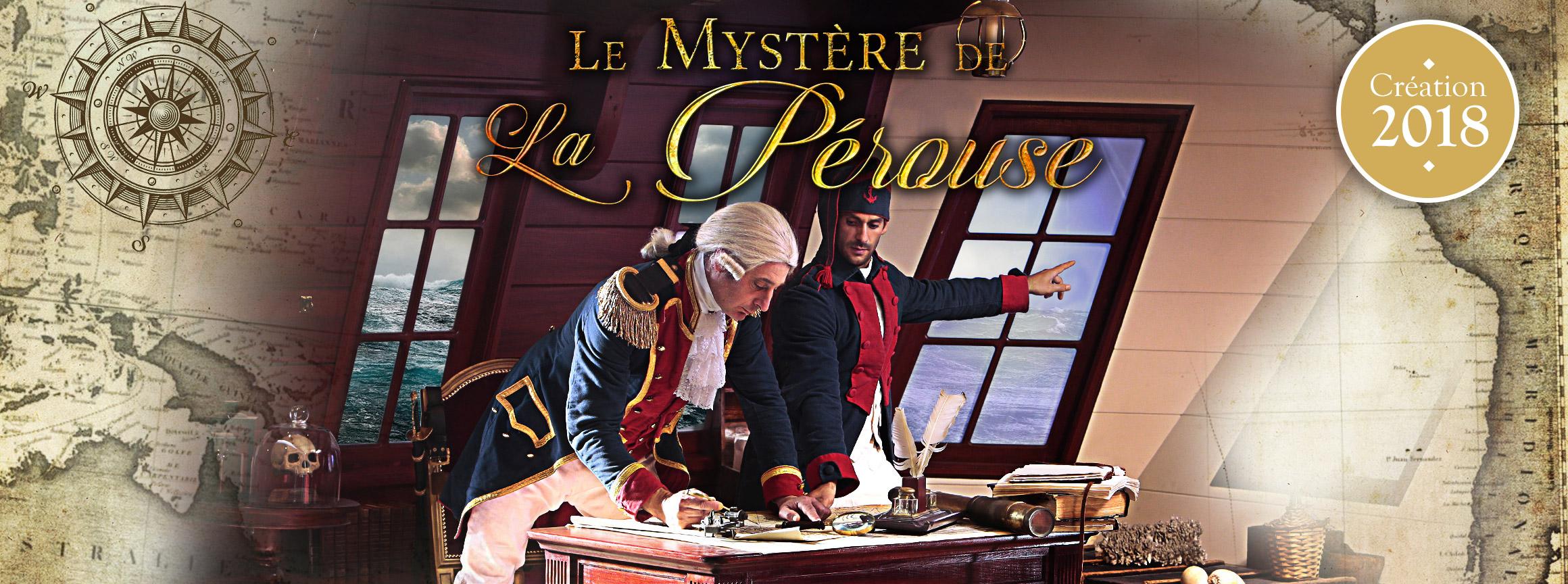Le Mystère de La Pérouse