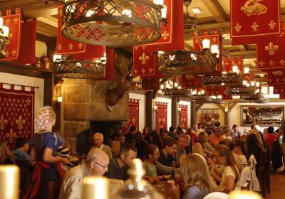 Ticket Restaurant Puy Du Fou
