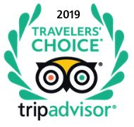 Logo tripadvisor traveller choice